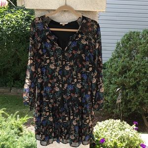 NWOT Skies Are Blue floral dress
